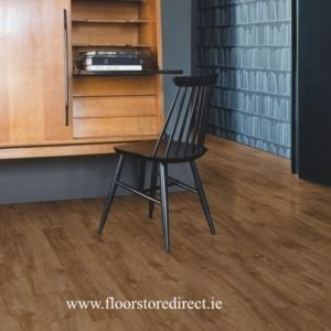 quick step pulse click autumn oak brown
