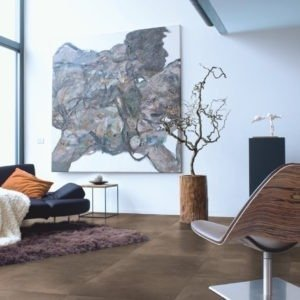 quickstep arte polished concrete dark