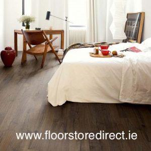 quickstep impressive ultra classic oak brown