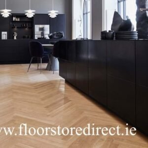 twin herringbone oak harmony