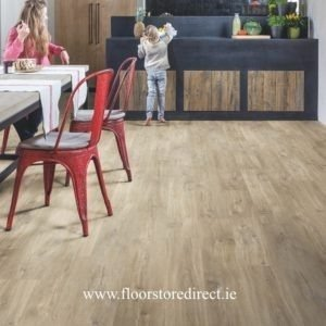 Quick Step Balance Click Canyon Oak SawCuts