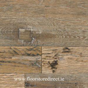 historic reclaimed boston oak plank