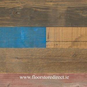 historic charleston pine plank