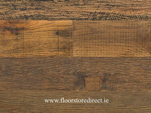 historic reclaimed madison oak plank