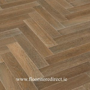 smokehouse and white vein herringbone