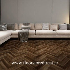 rockwood herringbone dark oak
