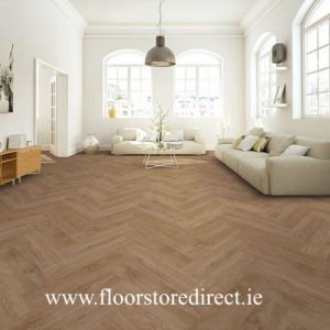 rockwood herringbone light oak