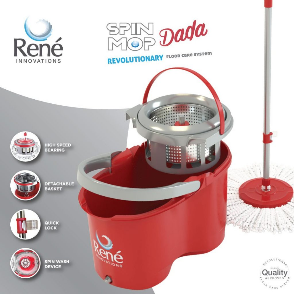 Dada Spin Mop Floor Cleaner