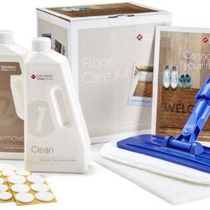 karndean cleaning care kit