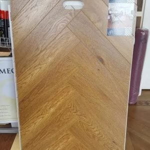 Luxe Herringbone Saintfield Oak