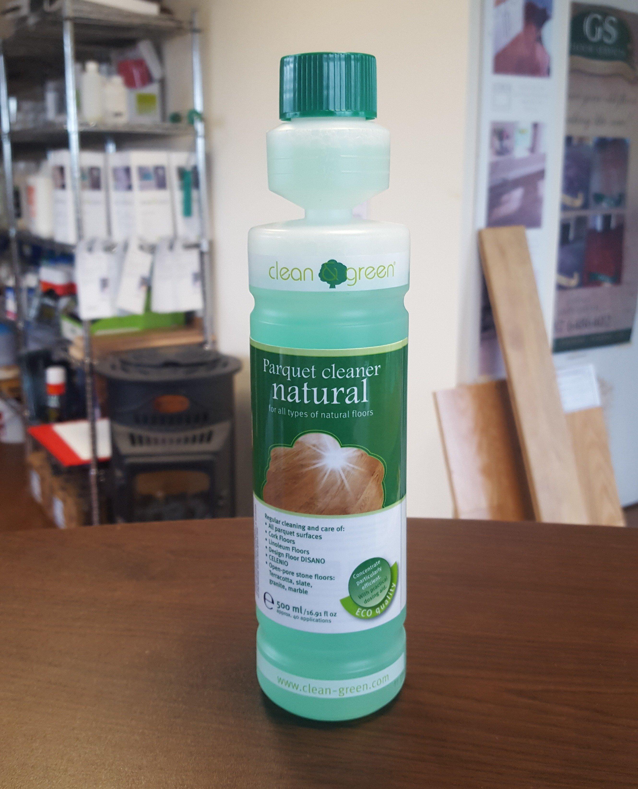 Clean Green Parquet Cleaner Natural 500ml