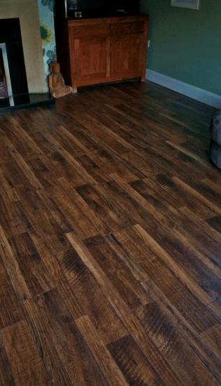 Eb Aged Victorian Oak 12mm