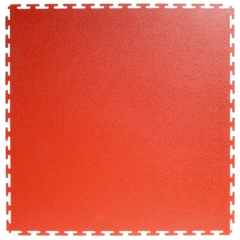 Flexi-Tile Standard Textured Elite Red