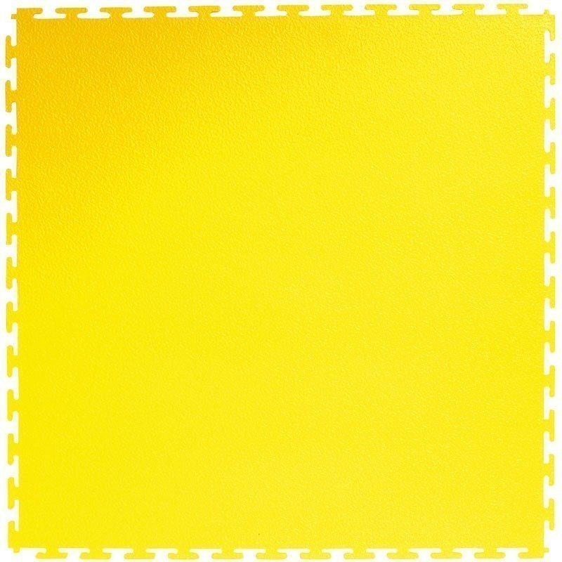 Flexi-Tile Standard Textured Elite Yellow