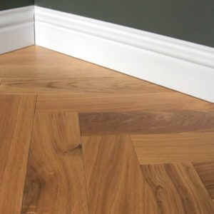 Shannon Oak Premium Herringbone Natural
