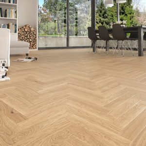 Langley Oak Herringbone