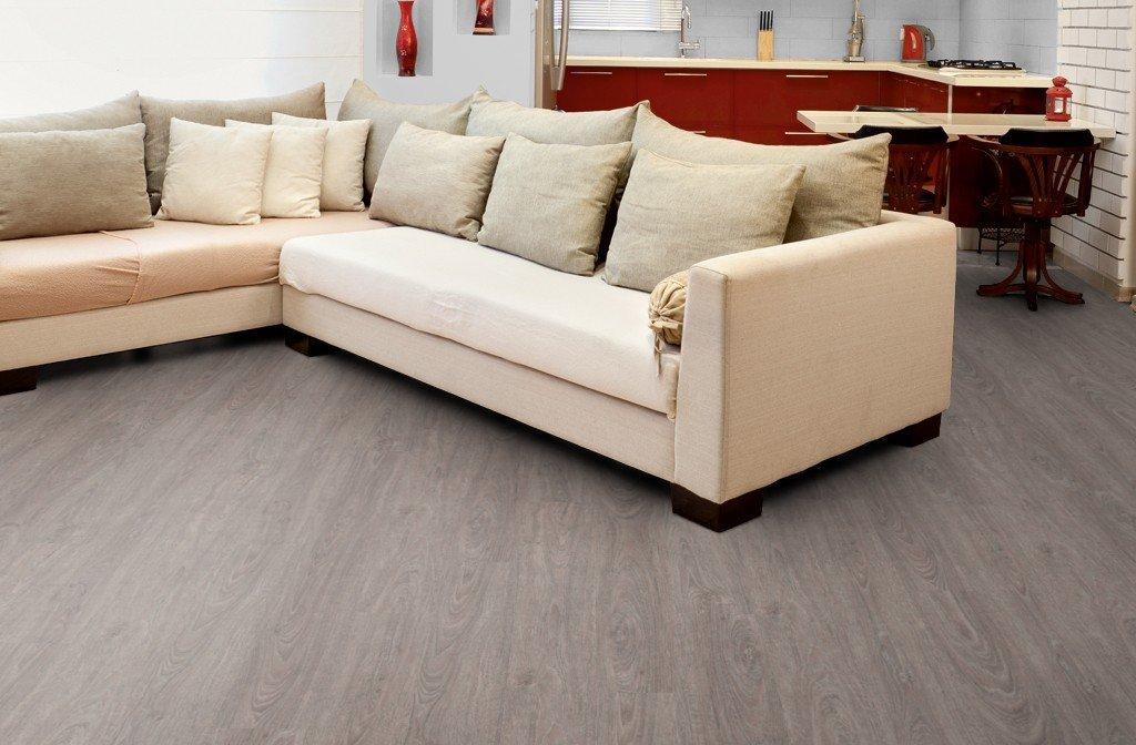 Luvanto Click Washed Grey Oak