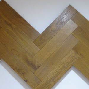 Design Herringbone Cappuccino Smoked Oak