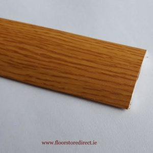 Coverstrip Self Adhesive Oak
