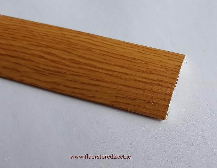 Coverstrip Self Adhesive Oak