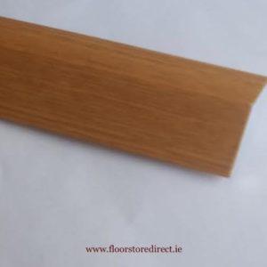 15mm Ramp Edge Self Adhesive Oak