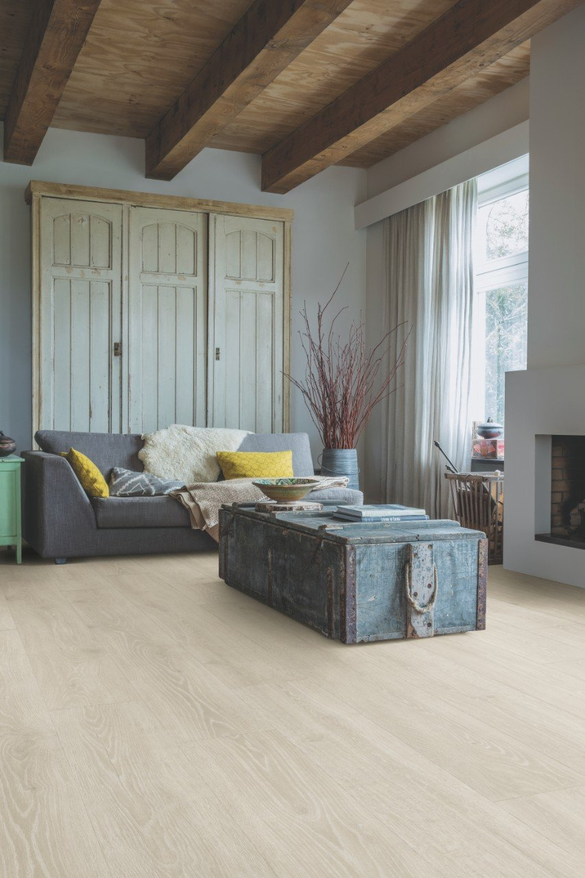 Quick Step Majestic Woodland Oak Light Grey