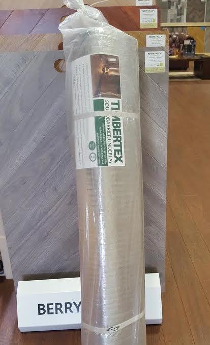 Foil Back Acoustic Underlay