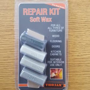 Trojan Repair Kit Soft Wax Grey Wood Shades