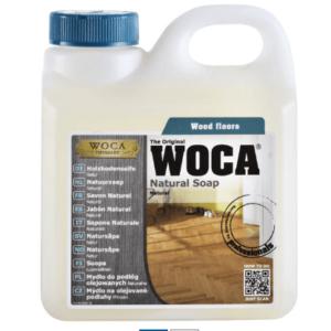 Woca Natural Soap White 1LTR