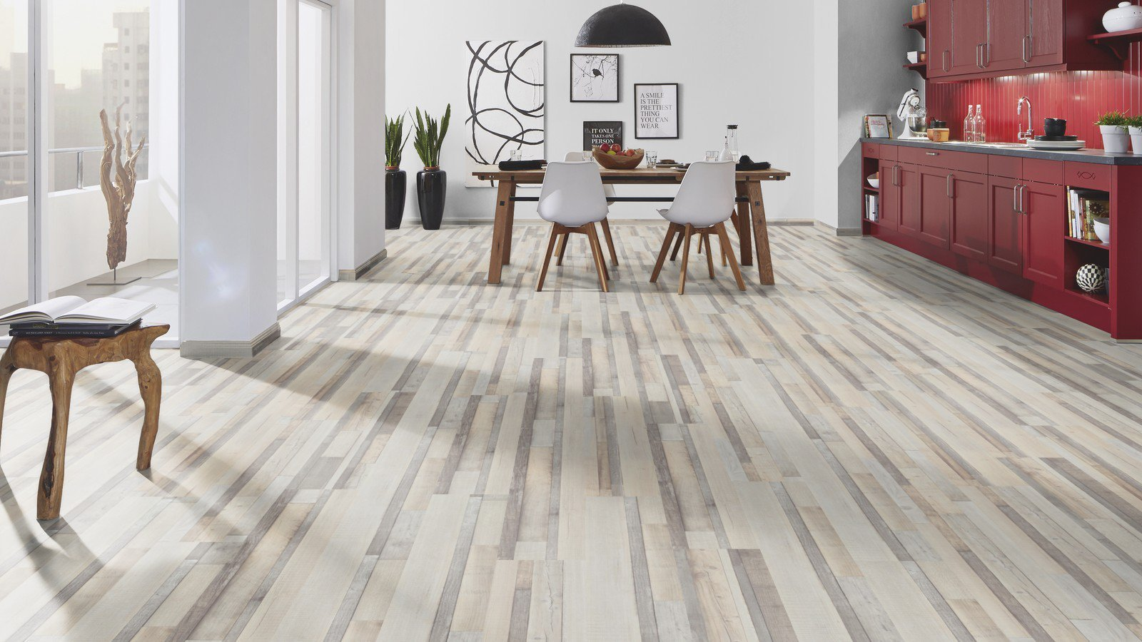 Designer Laminate Feature Strips