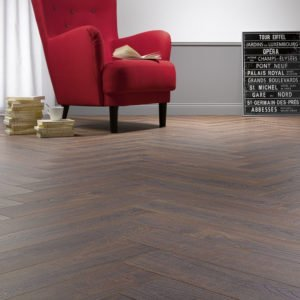Solid Plus Herringbone AC6 12mm French Oak