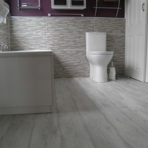 Quick Step Impressive Ultra 12mm Concrete Wood Light Grey