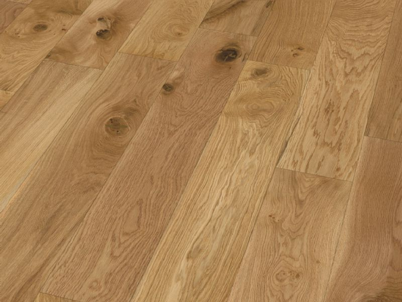 Strata Twenty Natural Oak 180 Brushed