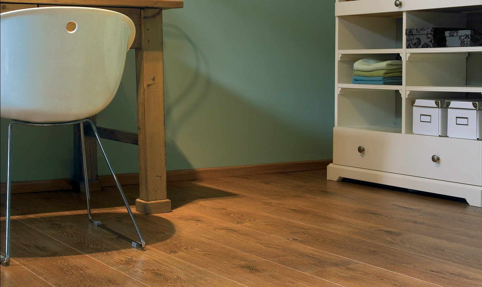 How To Put The Finishing Touches To Your Laminate Flooring