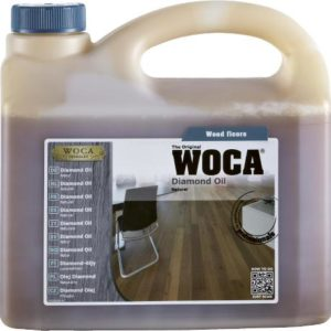 WOCA Diamond Oil 2.5 Litre Natural