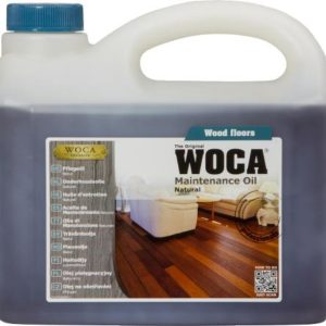 Woca Maintenance Oil 1 Litre Natural