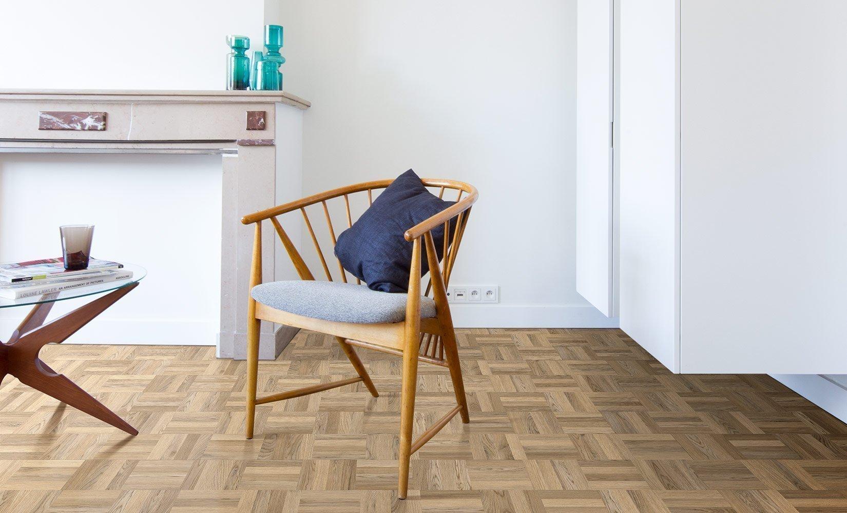Nouveau Woodblock